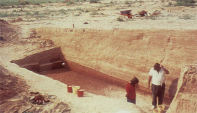 lake mungo dating methods Optical dating of grave-infill of human burials, lake mungo date the burials by this indirect method when mungo iii was originally excavated.
